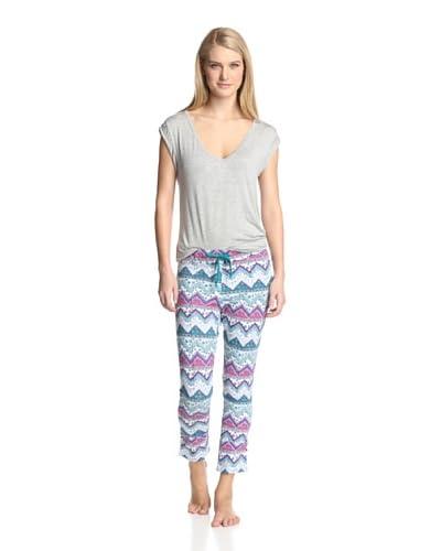 40 Winks Women's 2-Piece Pajama Set