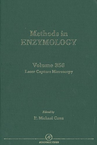 Laser Capture In Microscopy And Microdissection: Methods In Enzymology: 356
