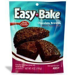 Easy-Bake Chocolate Brownies