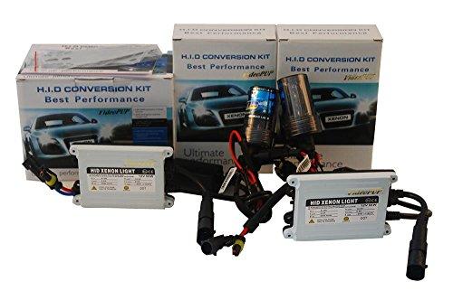 VideoPUP(TM) 55W Xenon Hid Conversion Kit - Headlight Lamp Bulbs(1 Pair) - Premium Ballasts(1 Pair ) - H11 - 6000k (Hll Headlight Bulb compare prices)