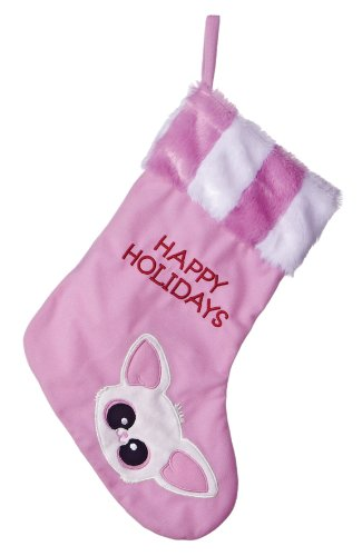 "Aurora Plush 14"" Pammee Stocking - 1"