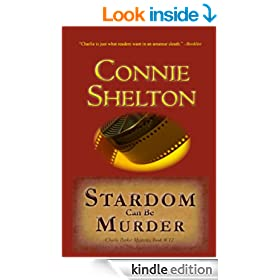 Stardom Can Be Murder (Charlie Parker Mysteries Book 12)