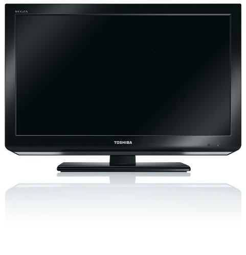 Toshiba 19DL833B 19-inch Widescreen HD Ready LED TV and Built-in DVD Player with Freeview