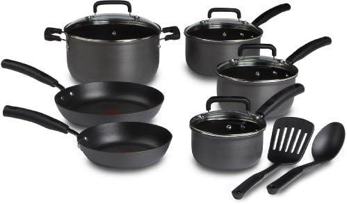 T-fal D913SC 12-Piece Cookware Set