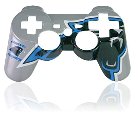 PS3 Official NFL Carolina Panthers Controller Faceplate