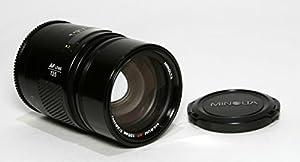 Minolta Maxxum AF 135mm F/2.8 Prime Lens for Sony Alpha and Minolta A-Mount