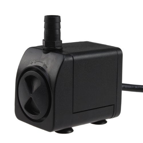 Agptek Electric Pond Statuary Water Fountain Pump Indoor