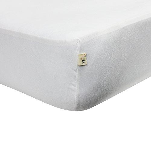 Burts-Bees-Baby-Organic-Solid-Crib-Sheet-Cloud