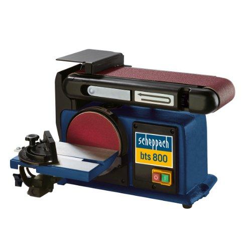 Scheppach-4903302901-Band-und-Tellerschleifmaschine-bts-800-370W-230V50Hz