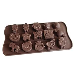 Animal Chocolate Molds Uk