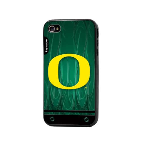 Oregon Ducks Iphone 4/4S Bumper Case Ghost Ncaa