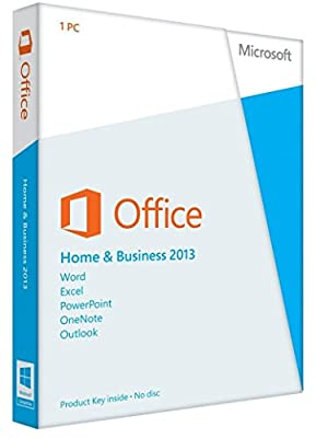 Microsoft Office Home and Business 2013 - licence