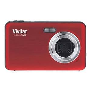 Vivitar VT027 Appareil photo numérique 12 Mpix Rouge