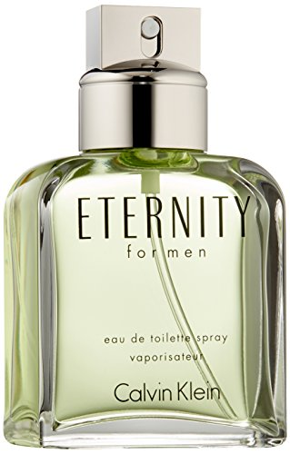 Calvin Klein ETERNITY for Men Eau de Toilette, 3.4 fl. oz.