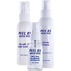 Click to buy Glycolic Acid Skincare: Daily AHA Facial Rejuvenation Kit from Amazon!