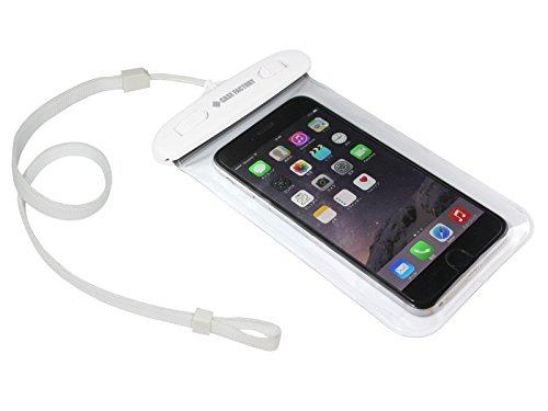 CASE FACTORY 防水ケース AQUA MARINA for iPhone6s Plus,iPhone6s  防水保護等級 IPX8 ネックストラップ付属 AAM-002 白