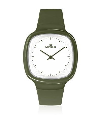 Lorenz Reloj de cuarzo 026794HH Verde 40 mm