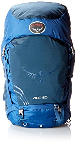 Osprey Youth Ace 50 Backpack, Night Sky Blue, One Size (Osprey Backpack Ace compare prices)