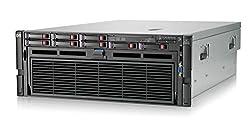 HP ProLiant 595241-001 Entry-level Server - 2 x Xeon E7520 1.86GHz - Rack - 16 GB DDR3 SDRAM - Serial Attached SCSI RAID Controller