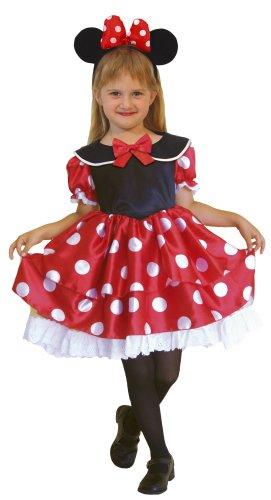 ディズニー チャイルド ミニーコスチュームTodChild Minnie Costume Tod 802547Tod