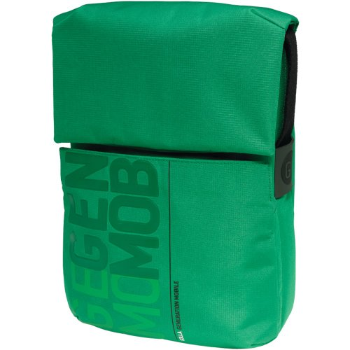 Golla 11.6-Inch Netbook/iPad G Bag - Delta Green (G1024)