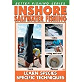 DVD INSHORE SALTWATER FISHING: LEARN SPECIES SPECIFIC TECHNIQUES