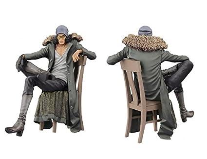 Banpresto - Figurine One Piece Creator x Creator Aiokiji Kuzan 15cm - 3296580319756