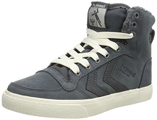 Hummel HUMMEL STADIL WINTER HI, Sneaker alta Unisex - adulto, Grigio (grigio (Castle Rock 2600)), 44