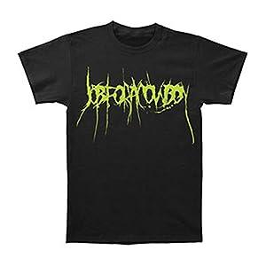 Job For A Cowboy Men's Logo T-shirt Black
