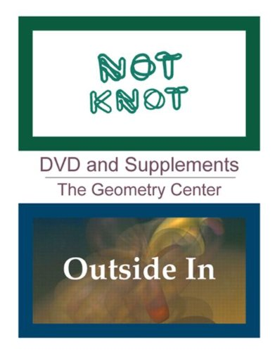 Outside In and Not Knot (DVD + two Booklets)