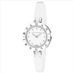 (ブルガリ) BVLGARI レディース BZ23WSCC.S B-zero1 ビーゼロワン 腕時計 ウォッチ ホワイト/ホワイト[並行輸入品]