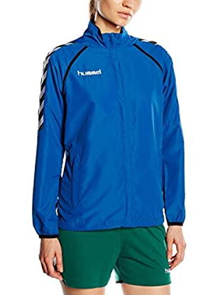 Hummel Chaqueta Trainings Stay Authentic Micro (Azul)