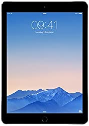 Apple iPad Air 2 (Space Grey, 128GB, WiFi + Cellular)