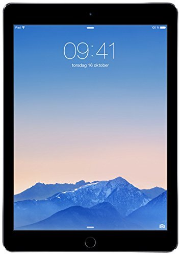 Apple iPad Air 2 (Space Grey, 128GB, WiFi)