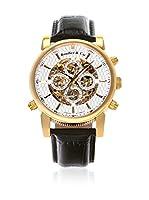 Boudier&Cie Reloj automático SK14H055 Blanco / Negro