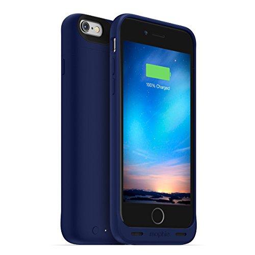 日本正規代理店品・保証付mophie juice pack reserve for iPhone 6s/6 バッテリーケース ブルー MOP-PH-000123