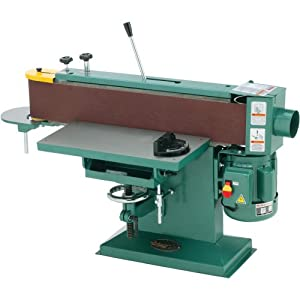 Grizzly G1531 Edge Sander, 6 x 80-Inch from Grizzly