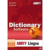 ABBYY Lingvo x3 - Traductor (DEU, 350 MB, 512 MB, Intel Pentium/Celeron/Xeon, AMD K6/Athlon/Duron 1GHz)