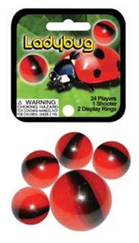 Marbles - Ladybug
