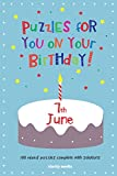 Puzzles for You on Your Birthday: 7th June