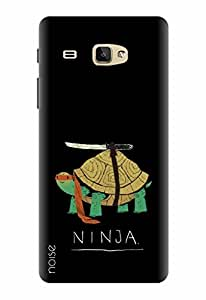 Noise Designer Printed Case / Cover for Samsung Galaxy J Max / Patterns & Ethnic / Ninja Turtle Design