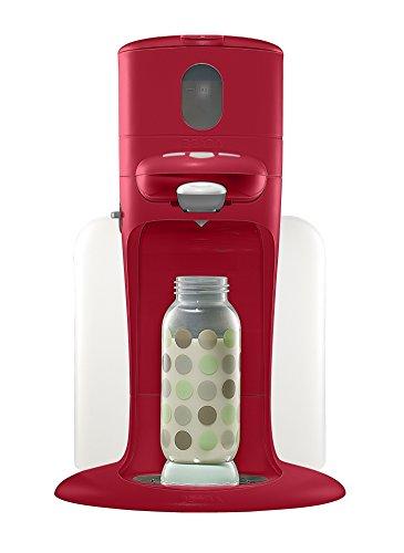 beaba-911534-bibexpresso-preparateur-de-biberon-instantane-rouge