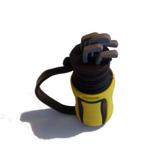 Golf Set Sport USB Stick gelb 8GB