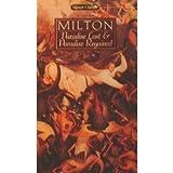 Milton John : Paradise Lost and Paradise Regained(Sc)