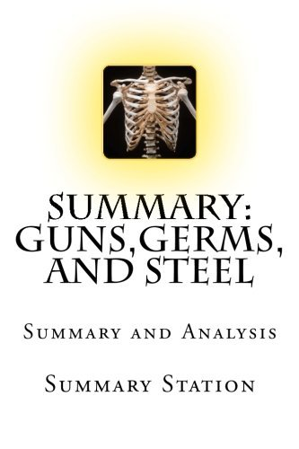 Guns, Germs, and Steel Analysis