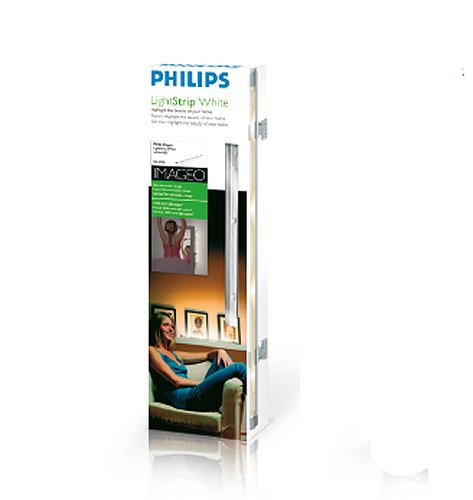 Philips IMAGEO LED LightStrip weiss – LED-Lichtleiste