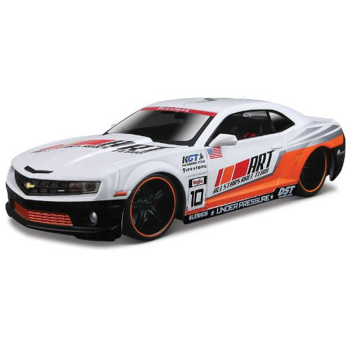 Maisto 1:24 Scale All Star 2010 Chevrolet Camaro SS RS Diecast Vehicle (Styles May Vary) (1 24 Diecast Cars Camaro compare prices)