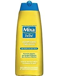 Mixa Bébé Shampooing Très Doux 250 ml