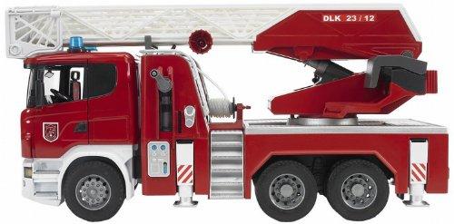 Bruder-3590-Scania-R-Serie-Feuerwehrleiterwagen-mit-Wasserpumpe-Licht-und-Sound