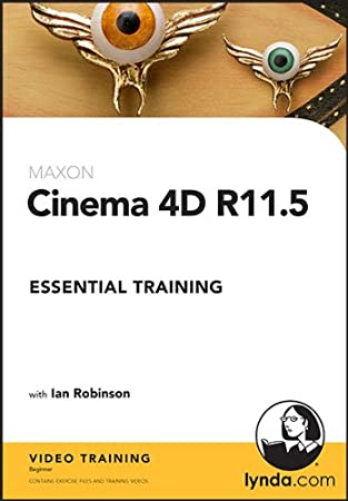 Cinema 4D R11.5 Essential Training
